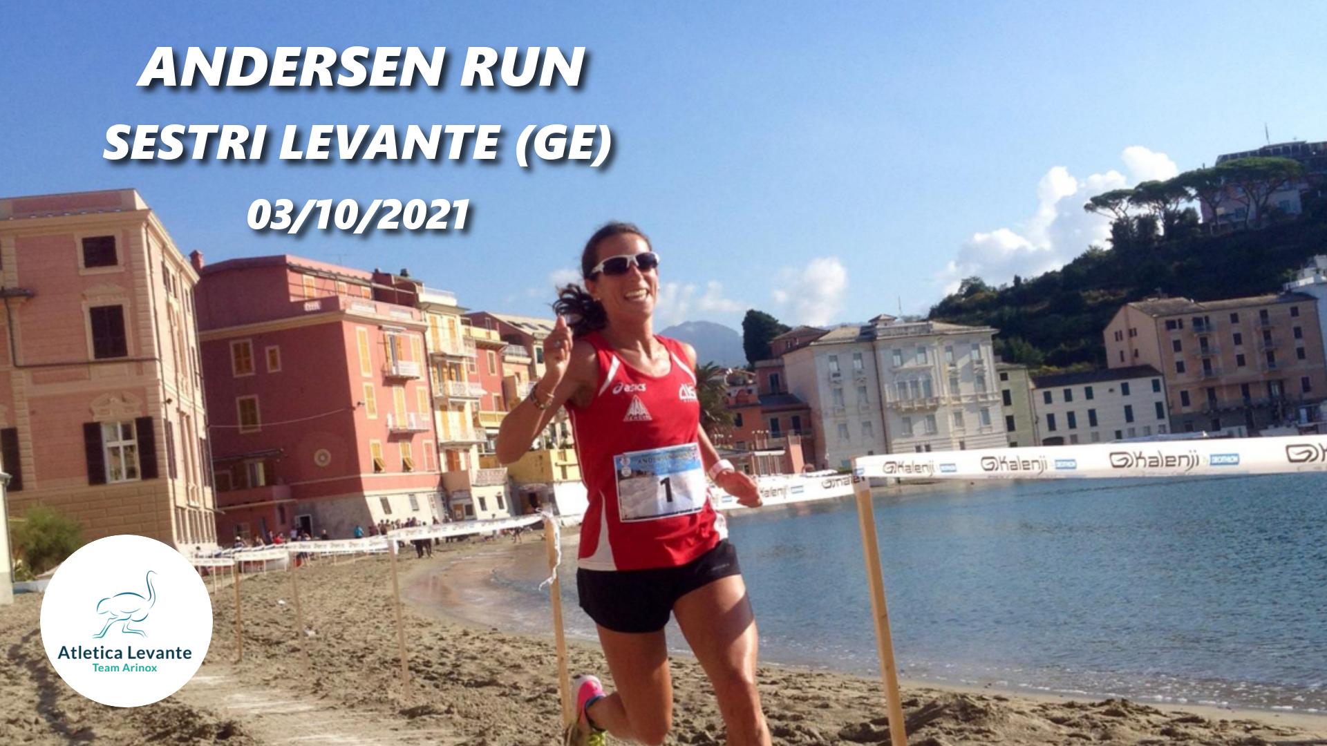 Ritorna il grande running a Sestri Levante con l'Andersen Run!