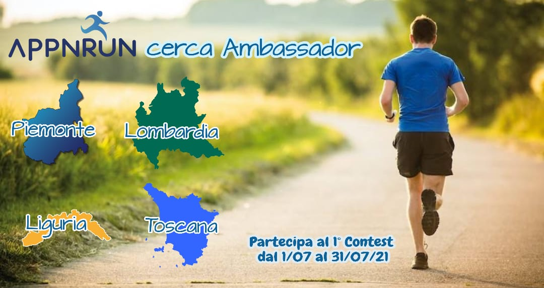 Partecipate gratuitamente al contest per diventare Ambassador Regionale!