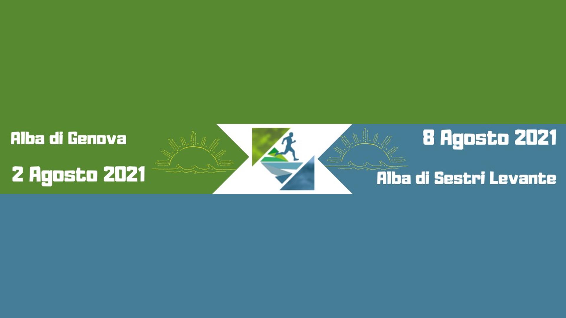 Tutto pronto per l'Alba di Genova e Sestri Levante!