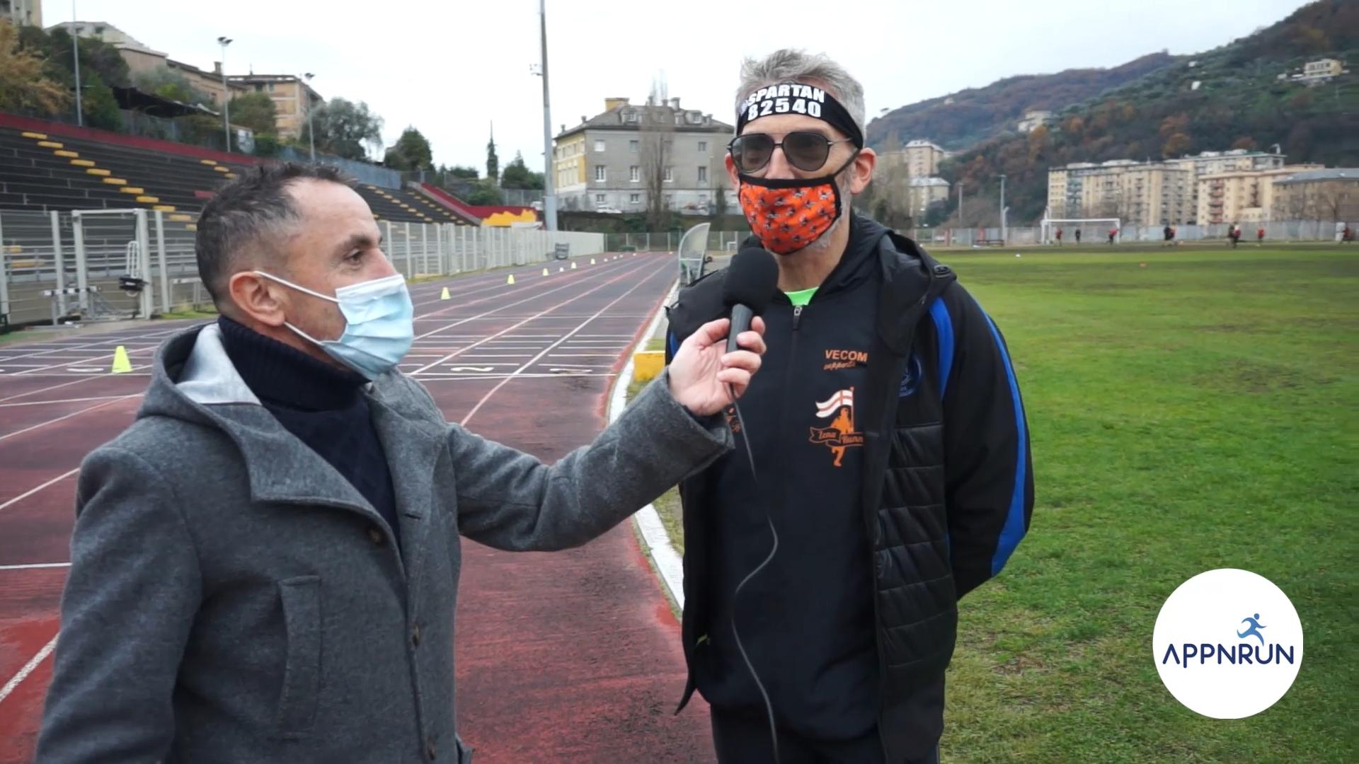 Staffetta di Natale: Giordano intervista Vernocchi